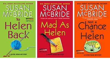 """Helen"" Books by Susan McBride"